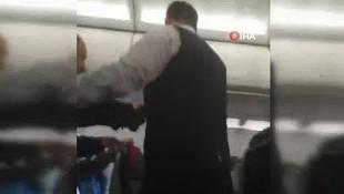 Bodrum uçağında panik: ''Kemerlerinizi bağlayın, denize iniyoruz !''