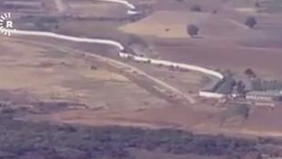Türkiye'nin Suriye sınırları içerisinde duvar ördüğü iddia edildi