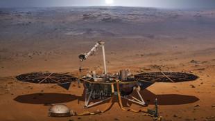 NASA Mars'taki depremin görüntülerini yayınladı