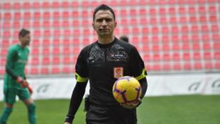 Evkur Yeni Malatyaspor - Galatasaray maçının VAR hakemi Abdulkadir Bitigen oldu