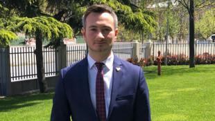 Ahmet Hilmi Yılmaz Beşiktaş'ın en genç yöneticisi olmaya hazırlanıyor