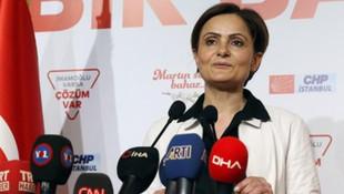 Kaftancıoğlu: ''Taciz zanlısı CHP üyesi değil''