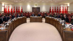 Milli Savunma Bakanlığı'nda ''önemli'' toplantı