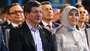 Davutoğlu'nun üniversitedeki programı iptal edildi