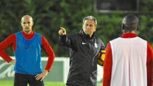 Hamza Hamzaoğlu: Göztepe maçıyla birlik ve beraberliğimiz daha da arttı