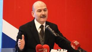 Süleyman Soylu ''Osman Amca'' sorusuna yanıt vermedi