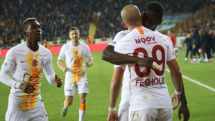 Yeni Malatyaspor 2 - 5 Galatasaray