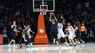 Fenerbahçe Beko'dan Anadolu Efes'e cevap
