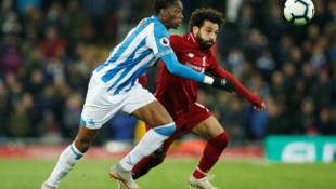 Liverpool Premier Lig'de şampiyonluk yarışı bırakmıyor