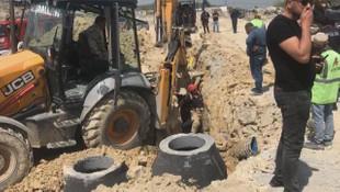 İstanbul'da inşaatta göçük: 1 işçi öldü