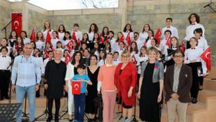 Eskişehir'de 23 Nisan özel konseri büyük beğeni aldı