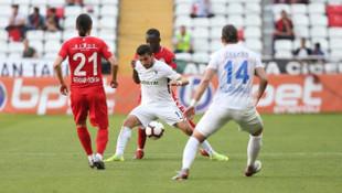 Antalyaspor 1 - 1 Büyükşehir Belediye Erzurumspor (Spor Toto Süper Lig)