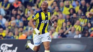 Fenerbahçe taraftarı Andre Ayew'i ıslıkladı