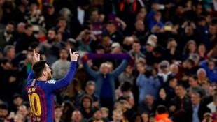 İspanya La Liga'da şampiyon Barcelona