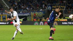 İtalya Serie A'da Inter ve Juventus puanları paylaştı