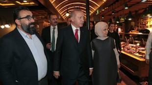 İstanbul'da Erdoğan sürprizi