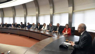 İzmit Belediye Başkanı Kılıçdaroğlu'nu ziyaret etti