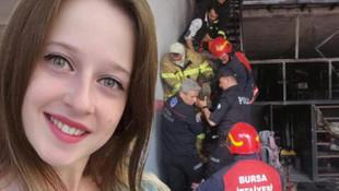 Bursa'daki patlamadan 3 gün sonra acı haber