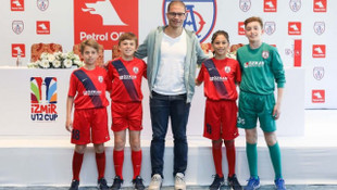Altınordu'nun düzenlediği U12 İzmir Cup başlıyor