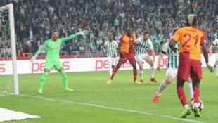 Atiker Konyaspor'dan şok Galatasaray paylaşımı