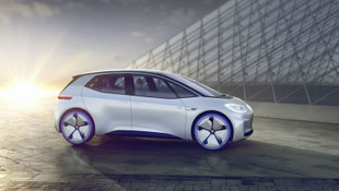 Volkswagen eyeni elektrikli otomobilinin fiyatını açıkladı