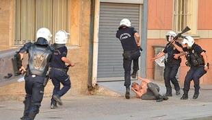 Polis şiddetine manevi tazminat