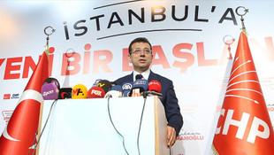 İmamoğlu'ndan Erdoğan'a ''topal ördek'' yanıtı