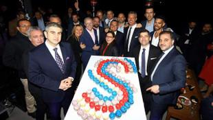 S Sport2 lansman gecesi ünlü isimleri bir araya getirdi