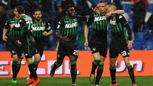 Sassuolo 4 - 0 Chievo