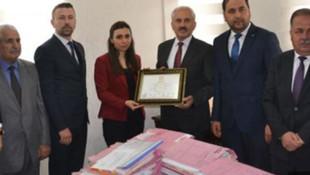 Adil Öksüz'ün kuzeni belediye başkanı seçildi !