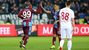 Trabzonspor 4 - 1 Antalyaspor