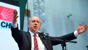 Muharrem İnce'den CHP yönetimine çağrı