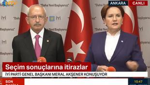 Akşener'den Erdoğan'a ''Kenan Evren'' uyarısı