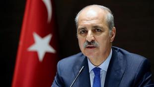 AK Partili Numan Kurtulmuş'tan ''kaos'' uyarısı
