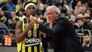Fenerbahçe Beko Ali Muhammed'in sözleşmesini 2 yıl daha uzattı