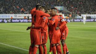 Çaykur Rizespor 2 - 7 Beşiktaş (Süper Lig puan durumu)