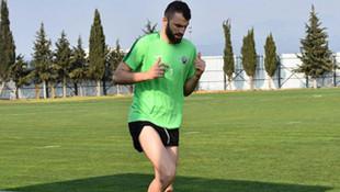 Akhisarspor'da Mustafa Yumlu mutluluğu