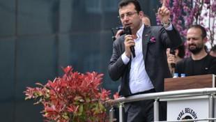 İmamoğlu'ndna Erdoğan'a: ''Bu kardeşiyle hizmet etmek zorunda''