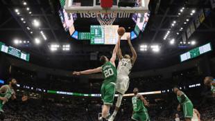 Milwaukee Bucks, Boston Celtics karşısında seride durumu eşitledi