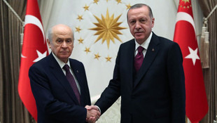 Bahçeli'den Erdoğan'ın Türkiye İttifakı çağrısına rest