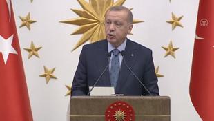 Erdoğan: ''Ayrımcılık yapıldığına dair üzücü haberler alıyoruz''