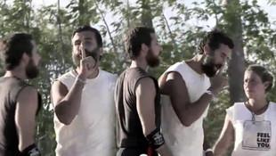 Survivor 2019'a Panagiotis ile Hikmet kavgası ortalığı karıştırdı
