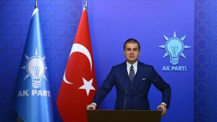 AK Parti Sözcüsü Çelik: ''Berrak bir seçim sonucu çıkacak''