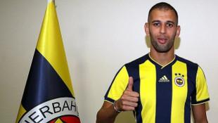 Sporting, Islam Slimani'yi kadrosuna katmaya hazırlanıyor