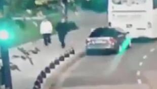 Milletvekiline silahlı saldırı kamerada