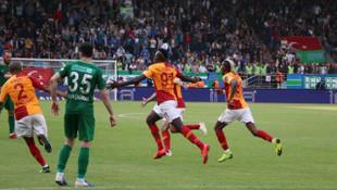 Mbaye Diagne, Süper Lig tarihinde en çok gol atan yabancı oyuncu oldu