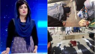 Kadın gazeteciye suikast