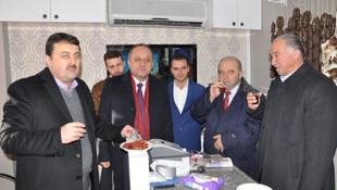 Cumhur İttifakı'nın arasında 100 bin liralık pastırma girdi