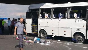 Kocaeli'de feci kaza: 1 ölü 6 yaralı