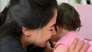 Tarkan kızı Liya'nın fotoğrafını ilk kez paylaştı
